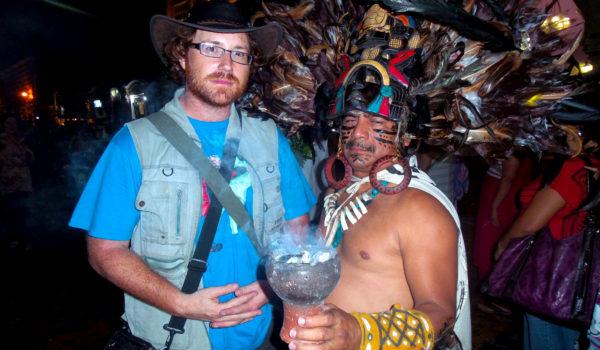 Ruta Maya 8 – Great Balls of Fire