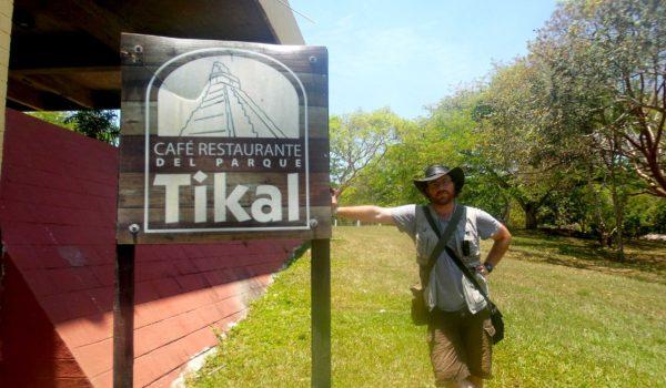 Ruta Maya 13 – Tikal Tikal Little Star