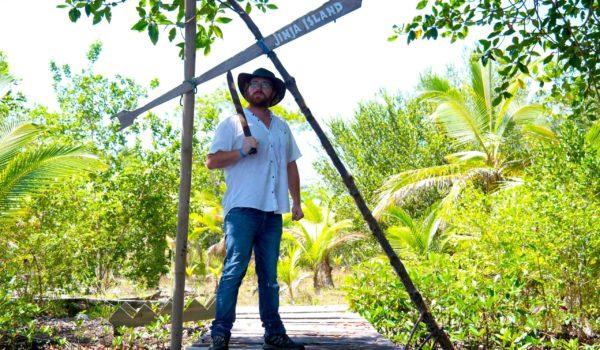 The Secret of Jinja Island