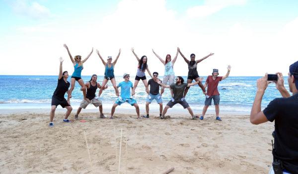 SOS Island Boot Camp Day 4: FOOD