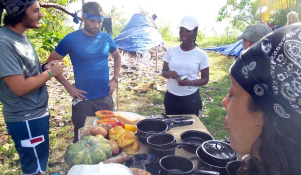 SOS Island | Day 3 | The Food Drop
