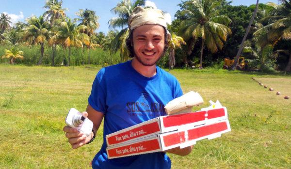 SOS Island | Day 5 | Pizza Express!