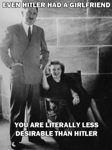Hitler-Girlfriend